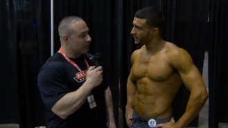 Matt Acton Toronto Physique Interview Video Thumbnail
