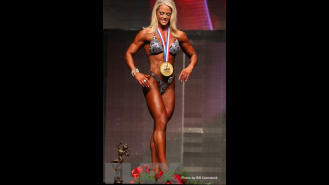 2014 Olympia - Awards - Figure Gallery Thumbnail