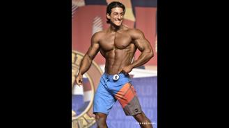 Sadik Hadzovic - 2015 Arnold Classic Physique Gallery Thumbnail