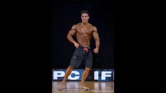 Daniel St. Peter - 2015 Pittsburgh Pro Gallery Thumbnail