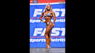 Ryall Graber - Fitness - 2015 IFBB Nordic Pro Gallery Thumbnail
