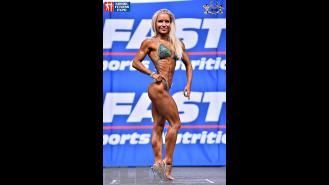 Piia Pajunen- Fitness - 2015 IFBB Nordic Pro Gallery Thumbnail