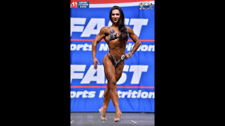 Aurika Tyrgale - Fitness - 2015 IFBB Nordic Pro Gallery Thumbnail