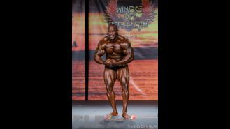 Johnnie O. Jackson - 2015 IFBB Tampa Pro Gallery Thumbnail