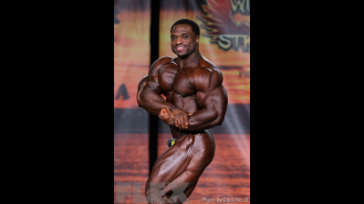 Michael Lockett - 2015 IFBB Tampa Pro Gallery Thumbnail