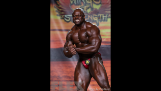 Rudy Richards - 2015 IFBB Tampa Pro Gallery Thumbnail