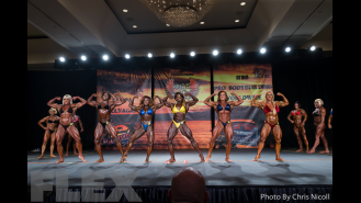Women's Bodybuilding Comparisons - 2015 IFBB Tampa Pro Gallery Thumbnail