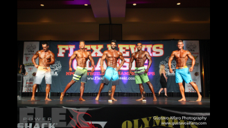 Men's Physique - 2015 NPC Flex Lewis Classic Gallery Thumbnail