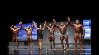 Open Bodybuilding Posedown & Awards - 2015 IFBB Toronto Pro Gallery Thumbnail