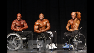 Wheelchair Final Comparisons & Awards - 2015 IFBB Toronto Pro Gallery Thumbnail
