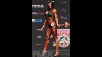 Elisangela Angell - Bikini - 2016 Arnold Classic Australia Gallery Thumbnail