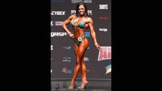 Veronica Gallego - Figure - 2016 Arnold Classic Australia Gallery Thumbnail