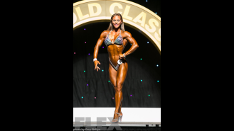 2016 Arnold Classic Asia - Fitness - Bethany Wagner Gallery Thumbnail