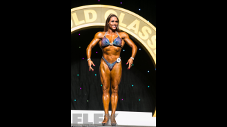 2016 Arnold Classic Asia - Fitness - Diana Monteiro Gallery Thumbnail