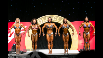 2016 Arnold Classic Asia - Fitness - Comparisons Gallery Thumbnail