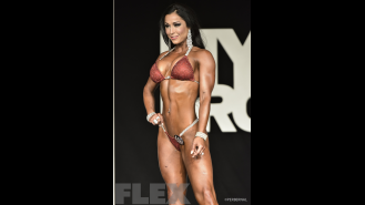 Stephanie Mahoe - Bikini - 2016 IFBB New York Pro Gallery Thumbnail