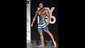 Logan Franklin - Men's Physique - 2016 IFBB New York Pro Gallery Thumbnail