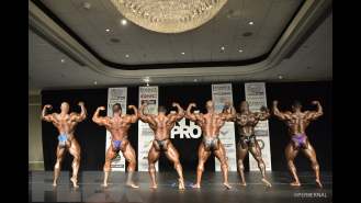 Open Bodybuilding Comparisons: Part 2 - 2016 IFBB New York Pro Gallery Thumbnail