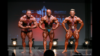 Awards - 2016 IFBB Toronto Pro Supershow Gallery Thumbnail