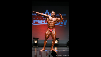 Mehdi Hatami - 212 Bodybuilding - 2016 IFBB Toronto Pro Supershow Gallery Thumbnail