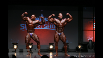 Open Bodybuilding Comparisons - 2016 IFBB Toronto Pro Supershow Gallery Thumbnail