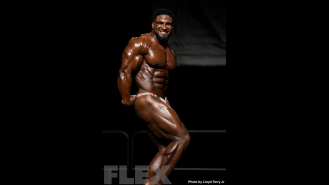 2016 IFBB Vancouver Pro: 212 Bodybuilding - Quincy Winklaar Gallery Thumbnail