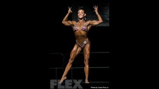 2016 IFBB Vancouver Pro: Women's Physique - Jodi Boam Gallery Thumbnail