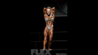 2016 IFBB Vancouver Pro: Women's Physique - Eleonora Dobrinina Gallery Thumbnail