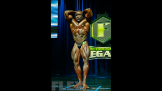 Bola Ojex - Open Bodybuilding - 2016 IFBB Ferrigno Legacy Pro Gallery Thumbnail