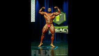 Gerald Williams - Open Bodybuilding - 2016 IFBB Ferrigno Legacy Pro Gallery Thumbnail
