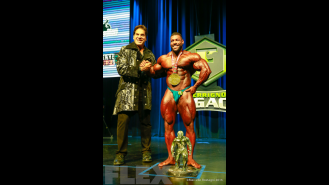 Awards - Open Bodybuilding - 2016 IFBB Ferrigno Legacy Pro Gallery Thumbnail