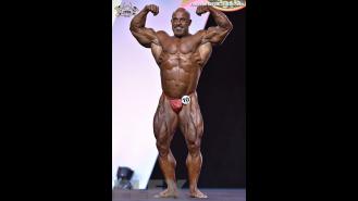Miachael Kefalianos - Open Bodybuilding - 2016 Arnold Classic Europe Gallery Thumbnail