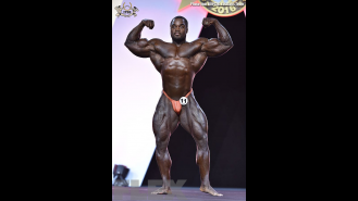 Brandon Curry - Open Bodybuilding - 2016 Arnold Classic Europe Gallery Thumbnail