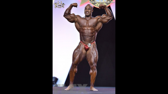 Victor Martinez - Open Bodybuilding - 2016 Arnold Classic Europe Gallery Thumbnail