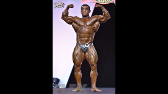 Mahdi Ayari - Open Bodybuilding - 2016 Arnold Classic Europe Gallery Thumbnail