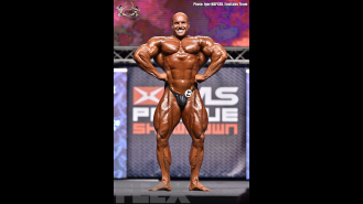 Josh Lenartowicz - Open Bodybuilding - 2016 IFBB EVLS Prague Pro Gallery Thumbnail