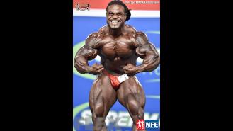 William Bonac - Open Bodybuilding - 2016 IFBB Nordic Pro Gallery Thumbnail
