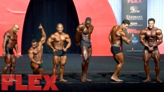 2016 Olympia Classic Physique Highlights Video Thumbnail
