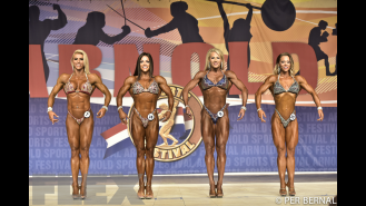 Fitness Comparisons - 2017 Arnold Classic Gallery Thumbnail