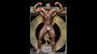 Michael Lockett - Open Bodybuilding - 2017 Arnold Classic Gallery Thumbnail