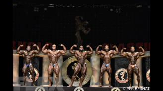 Open Bodybuilding Comparisons - 2017 Arnold Classic Gallery Thumbnail