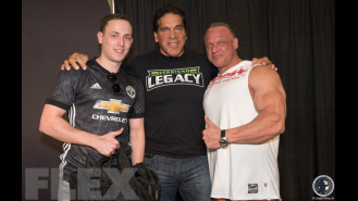 Athlete Check Ins, Part 1 - 2017 IFBB Ferrigno Legacy Pro Gallery Thumbnail