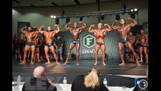 Classic Physique Comparisons - 2017 IFBB Ferrigno Legacy Pro Gallery Thumbnail