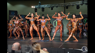 Women's Physique Comparisons - 2017 IFBB Ferrigno Legacy Pro Gallery Thumbnail