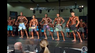 Men's Physique Comparisons - 2017 IFBB Ferrigno Legacy Pro Gallery Thumbnail