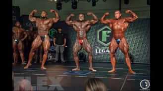Bodybuilding Comparisons - 2017 IFBB Ferrigno Legacy Pro Gallery Thumbnail