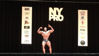 George Peterson - 2nd Place Classic Physique 2017 NY Pro Video Thumbnail
