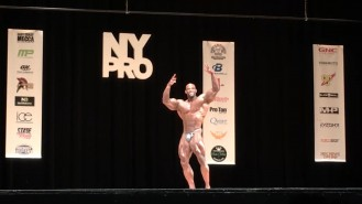 Juan Morel - 3rd Place Open Bodybuilding 2017 NY Pro Video Thumbnail