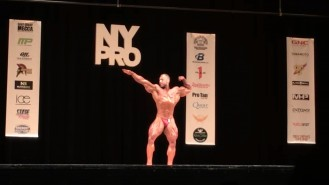 Milan Sadek - 3rd Place 212 Bodybuilding 2017 NY Pro Video Thumbnail