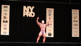 Ronny Rockel - 1st Place 212 Bodybuilding 2017 NY Pro Video Thumbnail